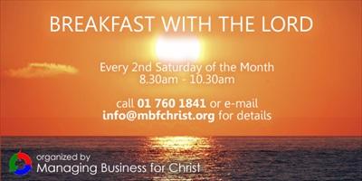 Breakfast with the Lord - November 2013 - BellaNaija