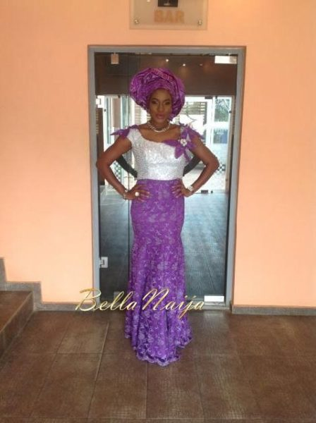 Chika Ike Conferred with Chieftaincy Title- December 2013 - BellaNaija - 023