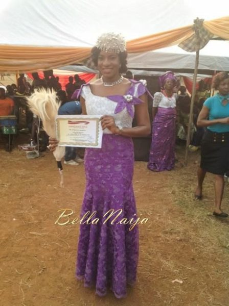 Chika Ike Conferred with Chieftaincy Title- December 2013 - BellaNaija - 024