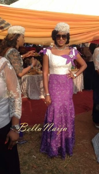 Chika Ike Conferred with Chieftaincy Title- December 2013 - BellaNaija - 025