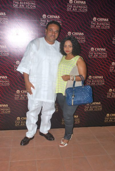 Mr & Mrs Ayoola
