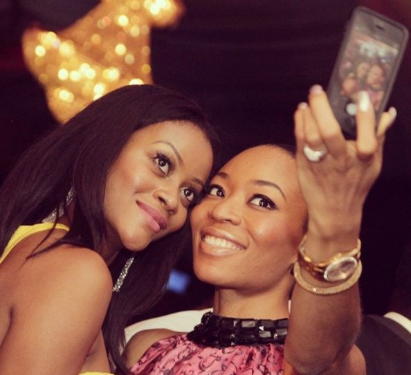 Damilola Adegbite & Ugonna Omeruo - December 2013 - BellaNaija