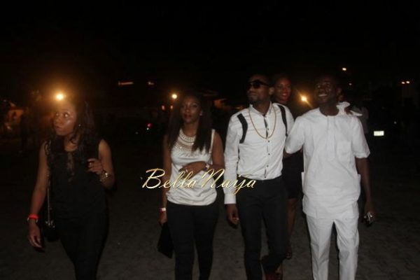 D'banj & Genevieve Nnaji at Club Ultimate - December 2013 - BellaNaija - 030