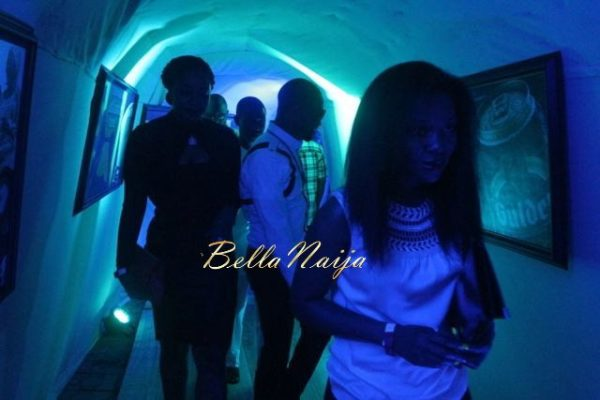 D'banj & Genevieve Nnaji at Club Ultimate - December 2013 - BellaNaija - 032