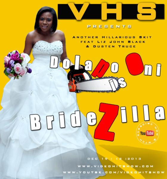 Dolapo Oni Yomi Black VHS - December 2013 - BellaNaija