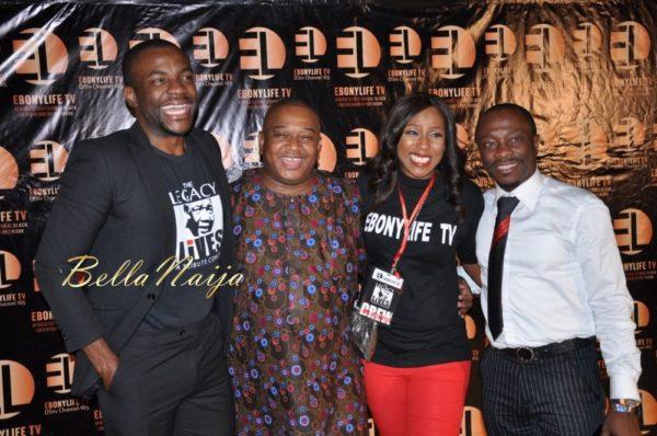 Ebuka Obi-Uchendu, Olisa Adibua, Mo Abudu & Julius Agwu