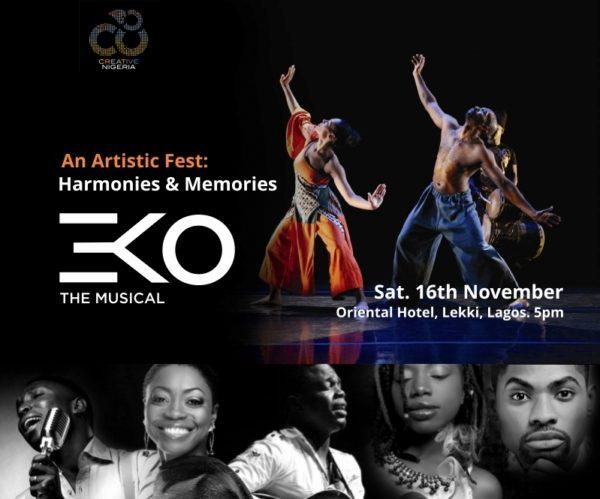 Eko - The Musical Artist - November 2013 - BellaNaija
