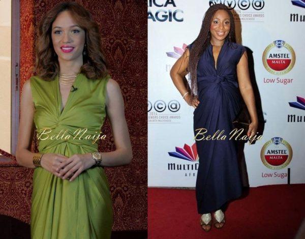 Eku Edewor & Dakore Akande in Ejiro Amos-Tafiri - BN Pick Your Fave - BellaNaija Style - BellaNaija