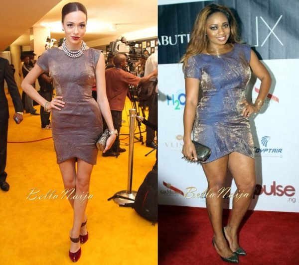 Eku Edewor & Tracy Nwapa in Clan - BN Pick Your Fave - BellaNaijaStyle - BellaNaija