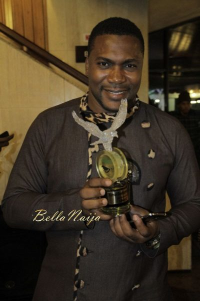 Elvis Chucks wins Nigeria Integrity Film Awards - December 2013 - BellaNaija - 022