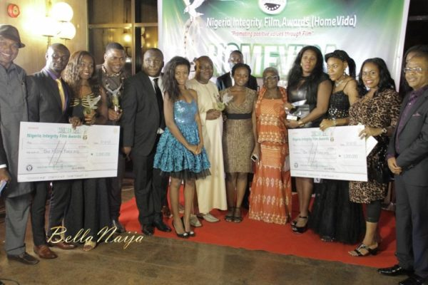 Elvis Chucks wins Nigeria Integrity Film Awards - December 2013 - BellaNaija - 026