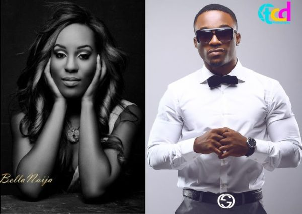 Emma Nyra & Iyanya - December 2013 - BellaNaija