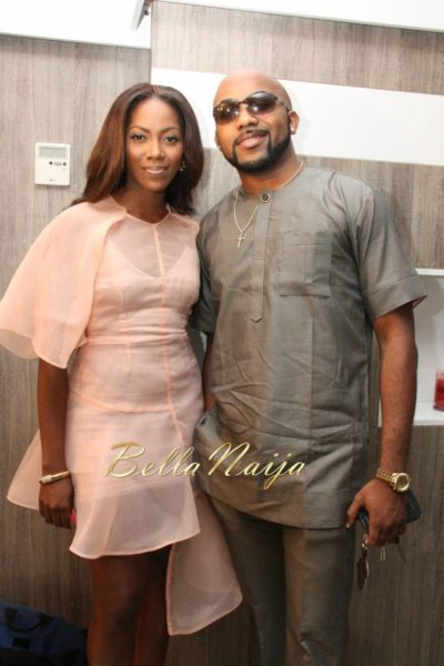 Exclusive - Banky & Tiwa Show Launch in Lagos - December 2013 - BellaNaija - 021