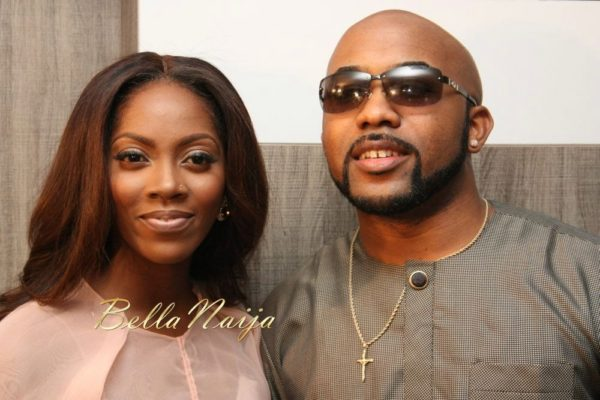 Exclusive - Banky & Tiwa Show Launch in Lagos - December 2013 - BellaNaija - 023