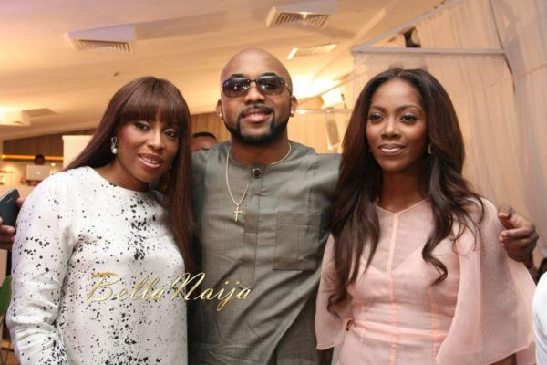 Exclusive - Banky & Tiwa Show Launch in Lagos - December 2013 - BellaNaija - 024