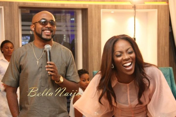 Exclusive - Banky & Tiwa Show Launch in Lagos - December 2013 - BellaNaija - 025