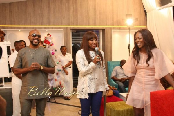Exclusive - Banky & Tiwa Show Launch in Lagos - December 2013 - BellaNaija - 026