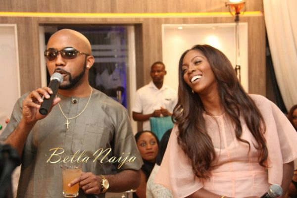 Exclusive - Banky & Tiwa Show Launch in Lagos - December 2013 - BellaNaija - 027