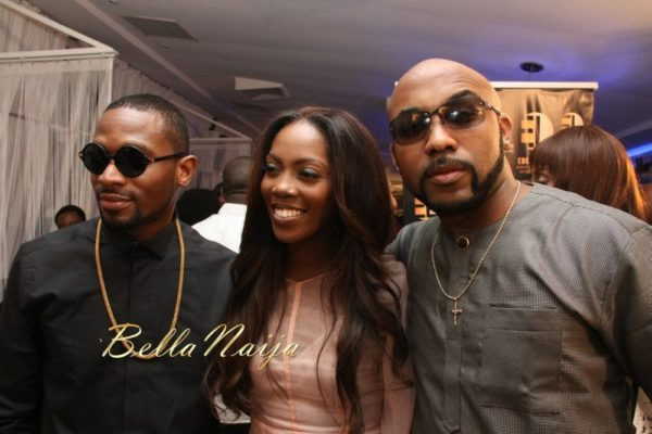 Exclusive - Banky & Tiwa Show Launch in Lagos - December 2013 - BellaNaija - 028