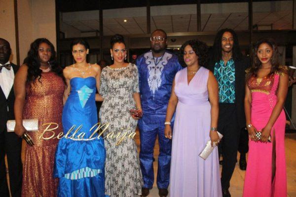 Sonia Ibrahim, Juliet Ibrahim & Yemi Blaq