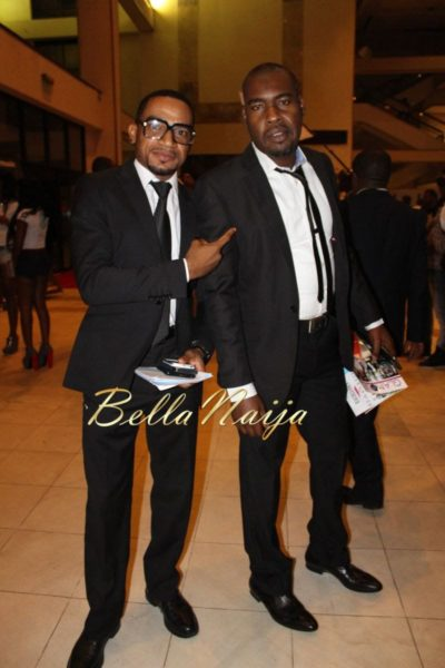 Pascal Amanfo & Abdul Salam Mumuni