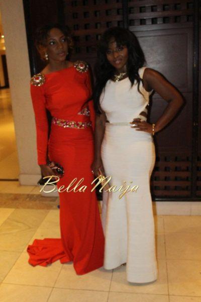 Roseline Okoro & Yvonne Okoro