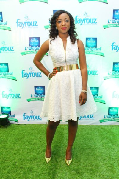 Fayrouz L'Original Event in Lagos - BellaNaija - December2013098