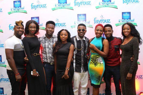 Fayrouz L'Original Event in Lagos - BellaNaija - December2013127