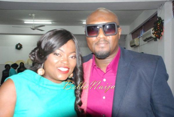 Funke Akindele & Segun Obe