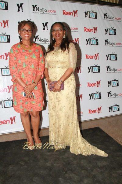Adesuwa Onyenokwe &  Ibukun Awosika