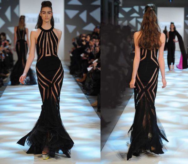 George Chakra Spring 2013 Couture - December 2013 - BellaNaija Style - BellaNaija
