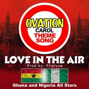 Ghana-Naija-All-Stars-–-Love-In-The-Air-Ovation-Christmas-Carol- December 2013 - BellaNaija