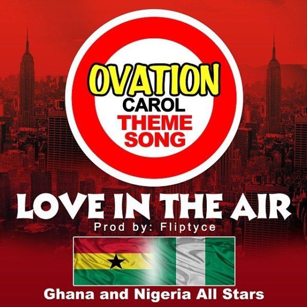 Ghana-Naija-All-Stars-–-Love-In-The-Air-Ovation-Christmas-Carol- December 2013 - BellaNaija