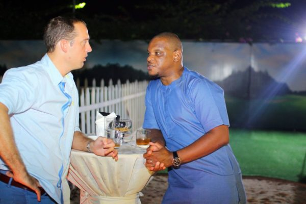 Glenmorangie Golf Bar Launch  - BellaNaija - December2013001
