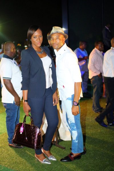 Glenmorangie Golf Bar Launch  - BellaNaija - December2013002