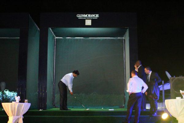 Glenmorangie Golf Bar Launch  - BellaNaija - December2013007