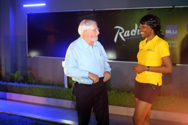 Glenmorangie Golf Bar Launch  - BellaNaija - December2013008