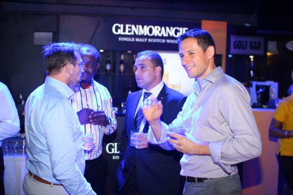 Glenmorangie Golf Bar Launch  - BellaNaija - December2013010