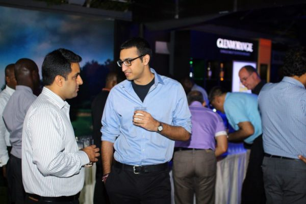 Glenmorangie Golf Bar Launch  - BellaNaija - December2013012