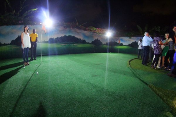 Glenmorangie Golf Bar Launch  - BellaNaija - December2013015