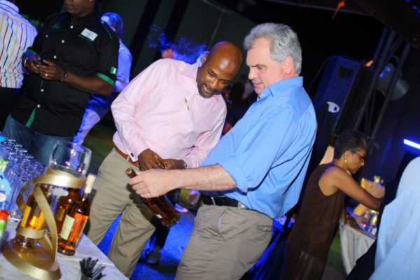 Glenmorangie Golf Bar Launch  - BellaNaija - December2013017