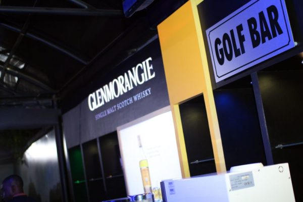 Glenmorangie Golf Bar Launch  - BellaNaija - December2013018