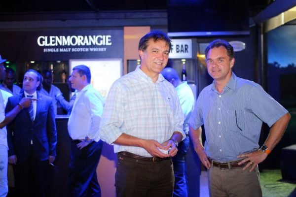 Glenmorangie Golf Bar Launch  - BellaNaija - December2013020