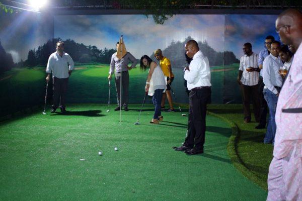 Glenmorangie Golf Bar Launch  - BellaNaija - December2013022