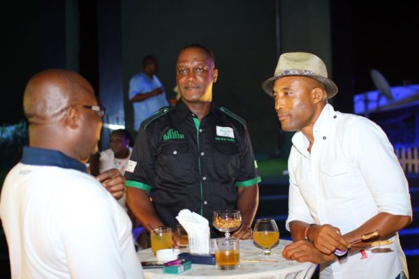 Glenmorangie Golf Bar Launch  - BellaNaija - December2013024