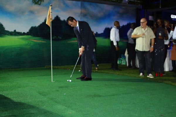 Glenmorangie Golf Bar Launch  - BellaNaija - December2013026