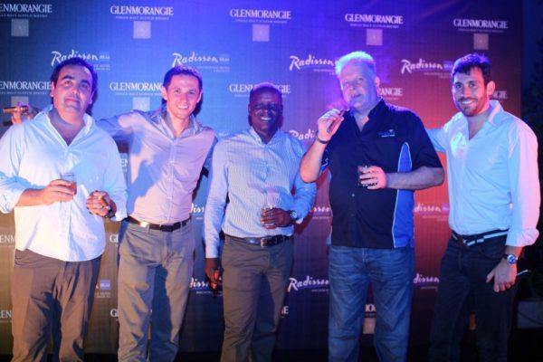 Glenmorangie Golf Bar Launch  - BellaNaija - December2013027