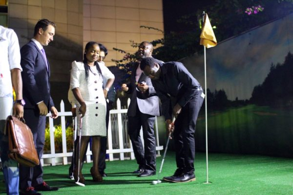 Glenmorangie Golf Bar Launch  - BellaNaija - December2013030