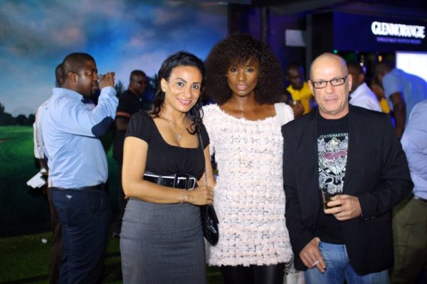 Glenmorangie Golf Bar Launch  - BellaNaija - December2013031