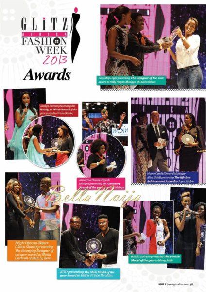 Glitz Africa Magazine's The Fashionista Issue - December 2013 - BellaNaija - 021